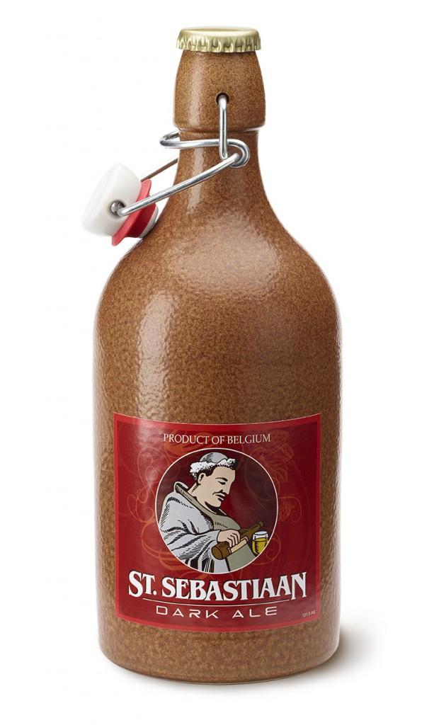 St. Sebastiaan Dark - Brouwerij Sterkens