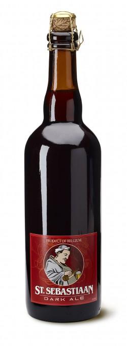 St. Sebastiaan Dark (75cl) - Brouwerij Sterkens