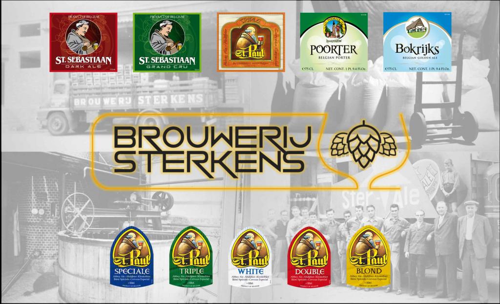 Import - Export Brouwerij Sterkens