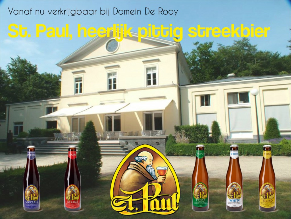 Domein Den Rooy Sterkens St. Paul