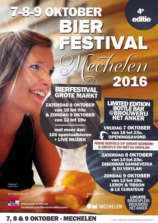 Bierfestival Mechelen