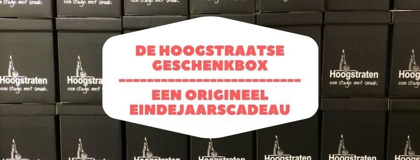 Hoogstraatse Geschenkbox Brouwerij Sterkens